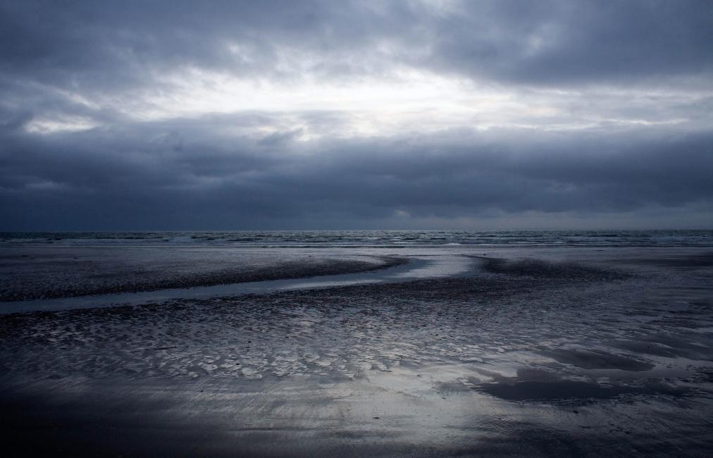 Harlech Beach, Wales.