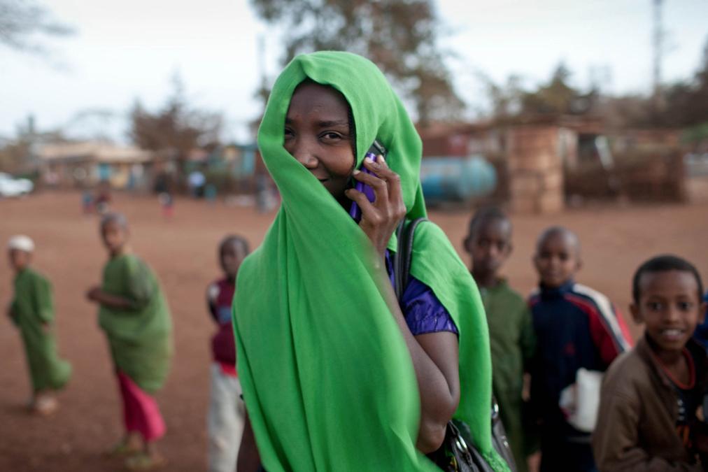 Turkana Girl, Marsabit, Kenya.