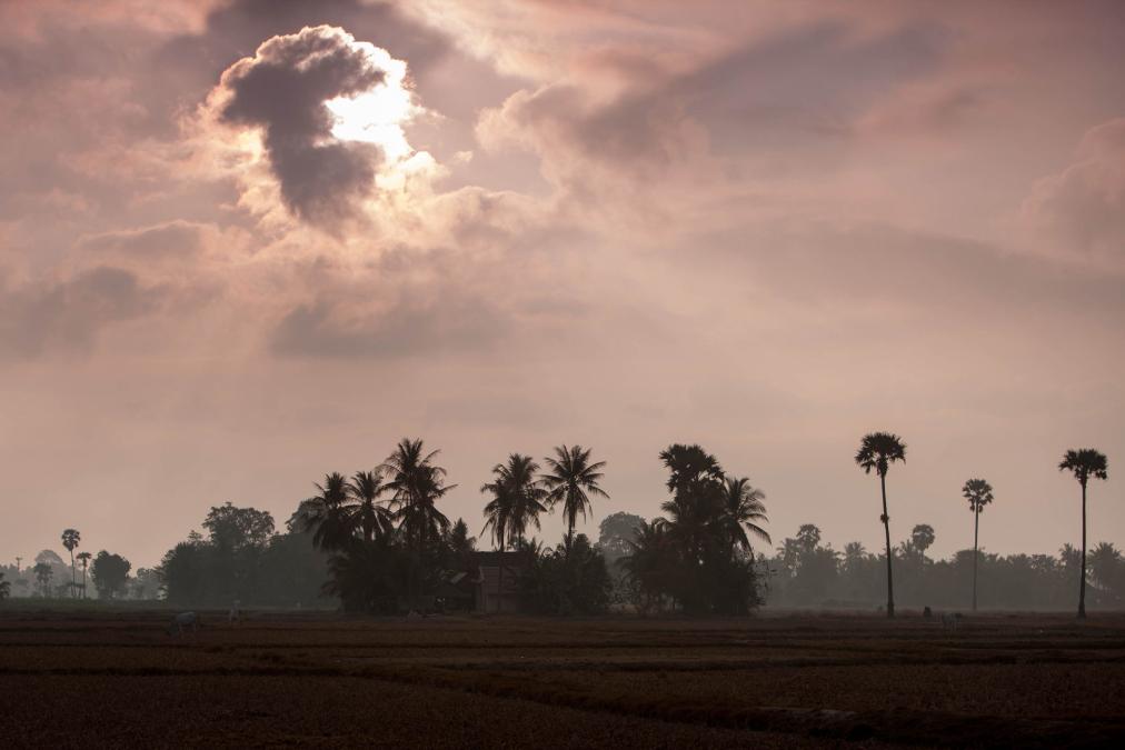 Ankhalan Village, Cambodia.