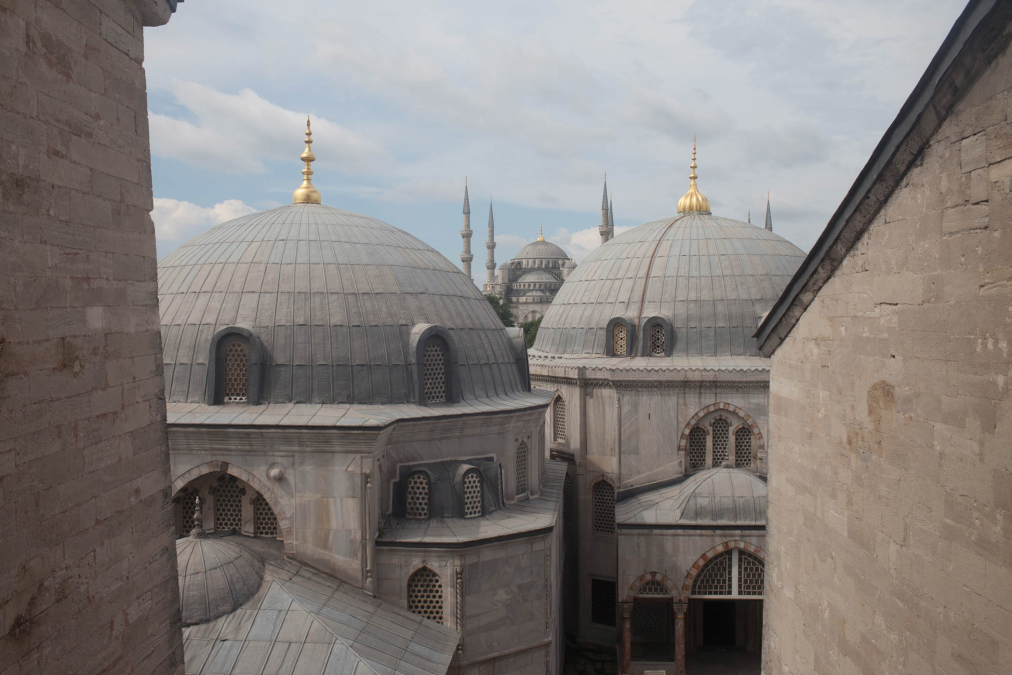 Istanbul Rooftops.